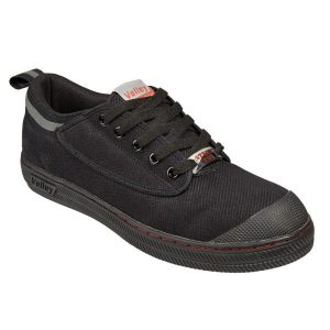 Dunlop Volley Black Safety Shoes
