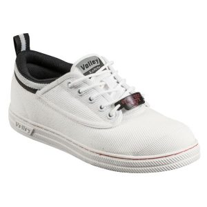 Dunlop Volley White Safety Shoes