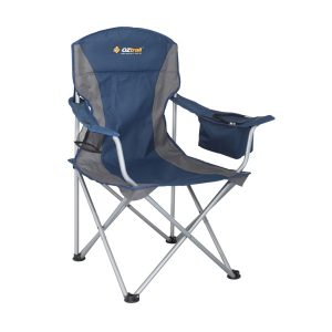 Oztrail Sovereign Arm Chair with Cooler