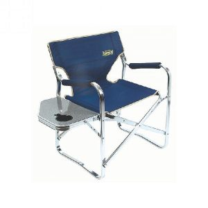 Coleman Directors Plus Aluminium with Side Table
