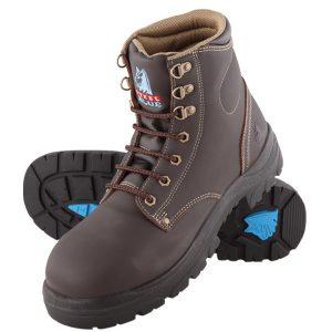 Steel Blue Safety Boots Argyle