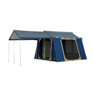 Oztrail Canvas Tent Cabin 12 x 9