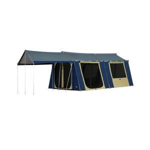 Oztrail Canvas Tent Cabin 12 x 15
