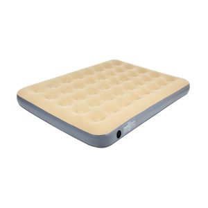 Oztrail Velour Air Mattress Double