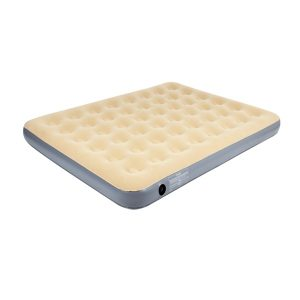 Oztrail Velour Air Mattress Queen