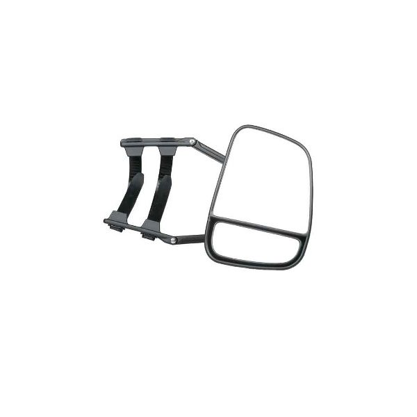 Oztrail Towing Mirror Dual Surface - Set of 2