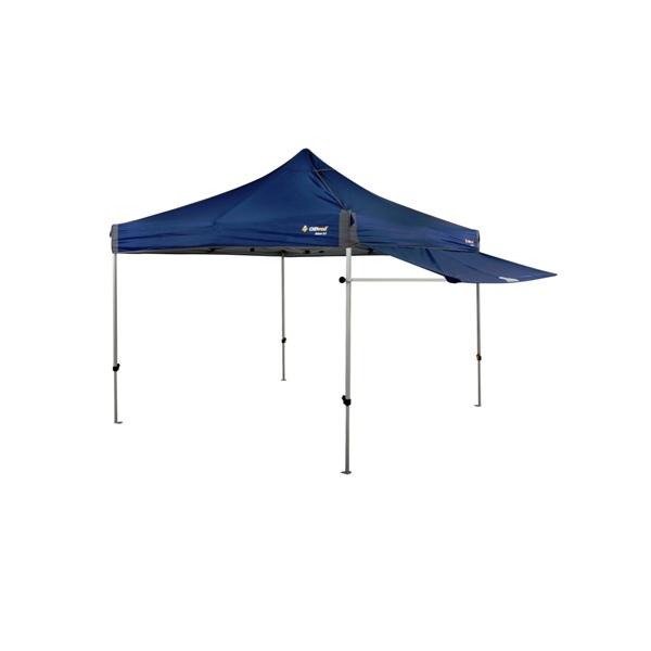 Oztrail Removable Gazebo Awning Kit 3 0 Camping Plus