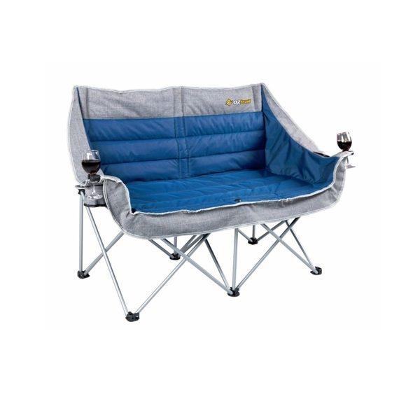 Oztrail Galaxy 2 Seater Sofa