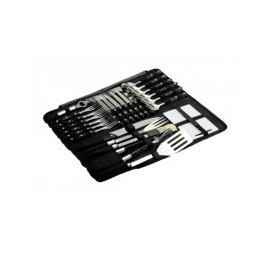 Oztrail 26pc Cutlery and BBQ Set