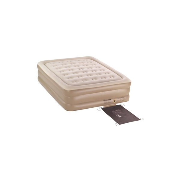 coleman air mattress inflation instructions