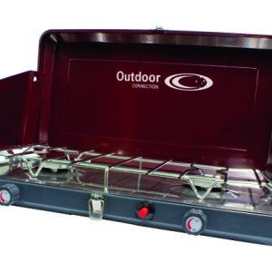 Outdoor Connection Premier 2 Burner Gas Stove