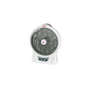 Coleman 8 Inch Rechargeable Fan with LED