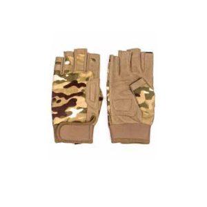 A.P. Duty Fingerless Gloves - MultiCam