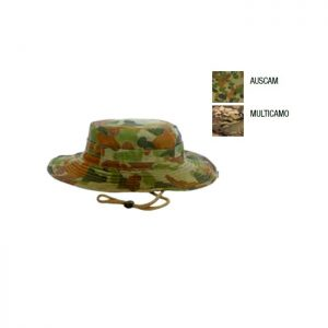 Giggle Hat- Military Style w/ Chin Strap