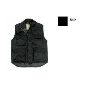 M-65 Vest - Black