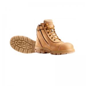 Redback Safety Boots Cobar Wheat USCWZS