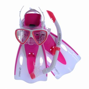 Oztrail 3PC Snorkeling Set - Youth