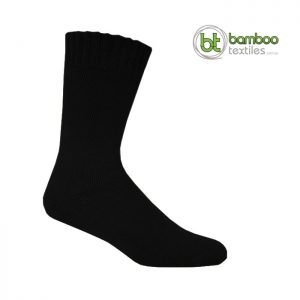 Bamboo Socks Black