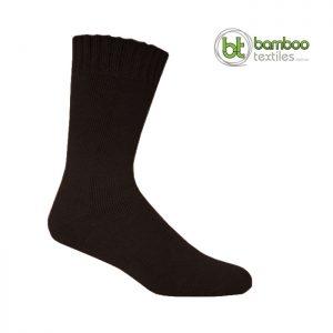 Bamboo Socks Brown