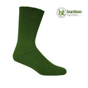 Bamboo Socks Green