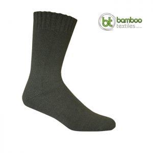 Bamboo Socks Slate