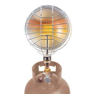 Radiant LP Gas Heater