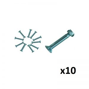 Oztrail Deluxe Gazebo Nuts & Bolts