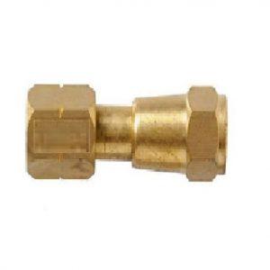 """3/8"""" BSP Female to Primus Female LPG adapter"""