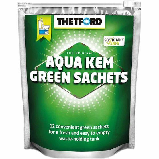 Thetford Aqua Kem Green Toilet Sachets