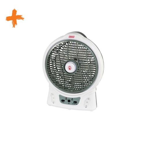 Coleman 8 inch rechargeable fan