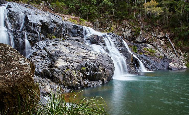 Booloumba Creek Camping