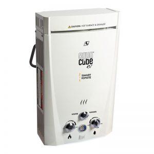 Aquacube RV Digital Water Heater