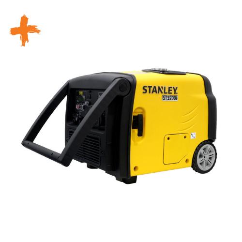 Stanley 3.2KVA Inverter Generator