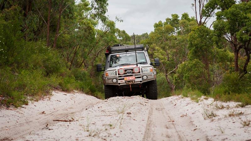 North_Stradbroke_Island_4WD_Track