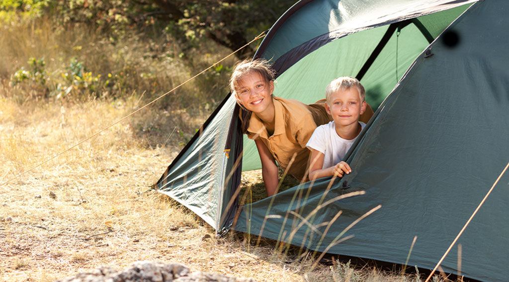 Large camping tents Blog Cover
