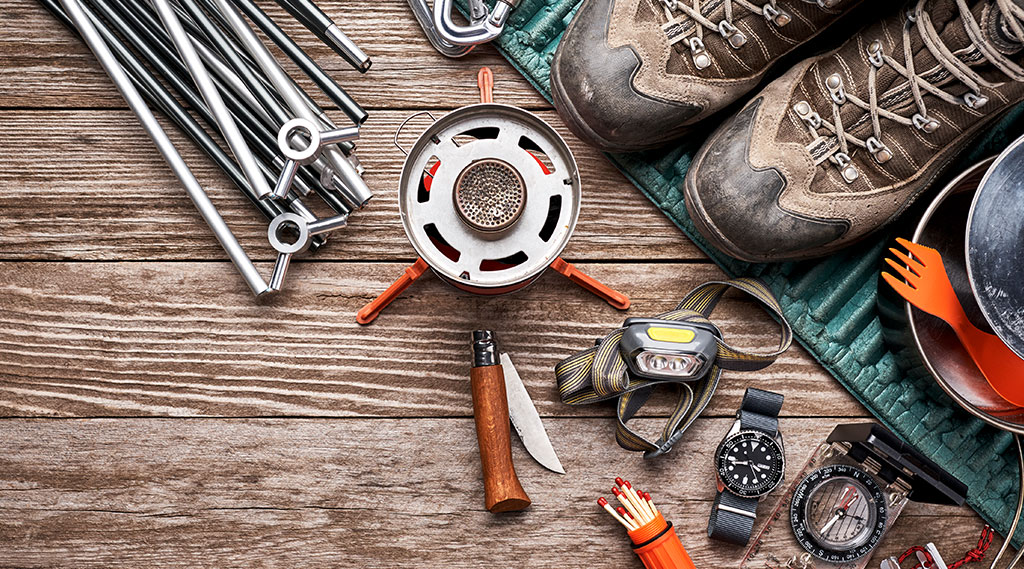 Top 7 Camping Tools Blog Cover