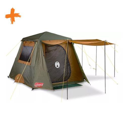 Coleman Instant Up 4P Gold Tent