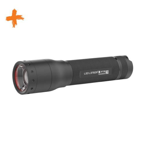 Ledlenser P7R Rechargeable Flashlight