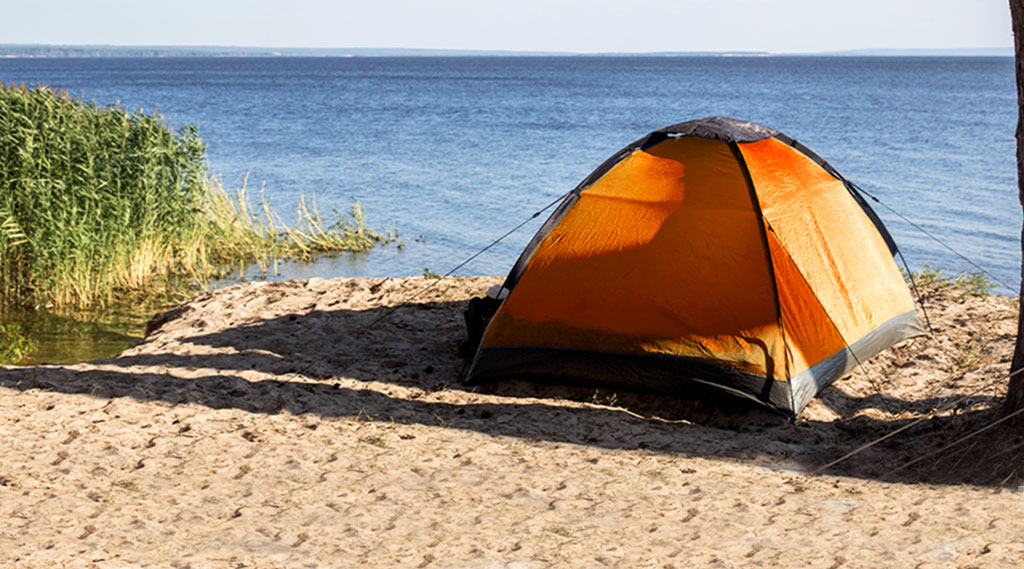 Top 5 Camping Ground Spots in Northern NSW Blog Cover