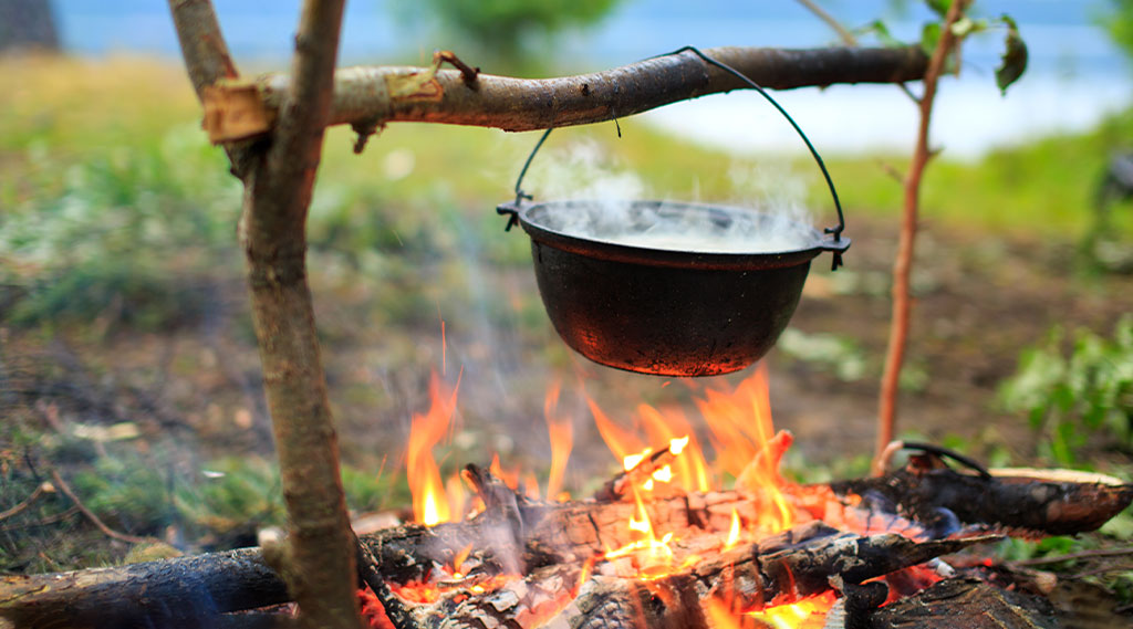 Top 5 Camping Recipes by Camping Plus Blog Cover