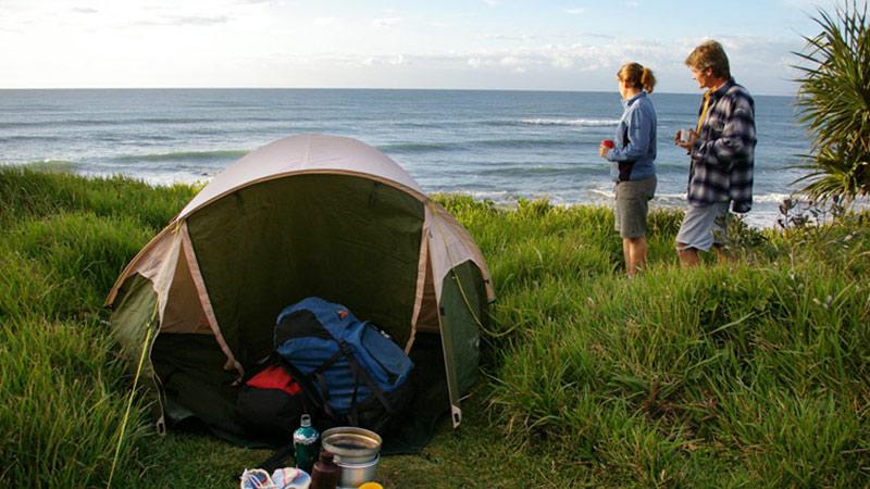 Boorkoom Camp Ground - Yuragir National Park