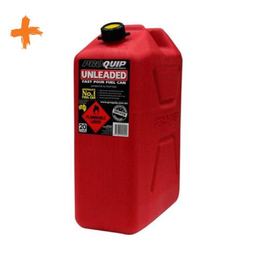 Pro Quip 20L Plastic Fuel Jerry Can