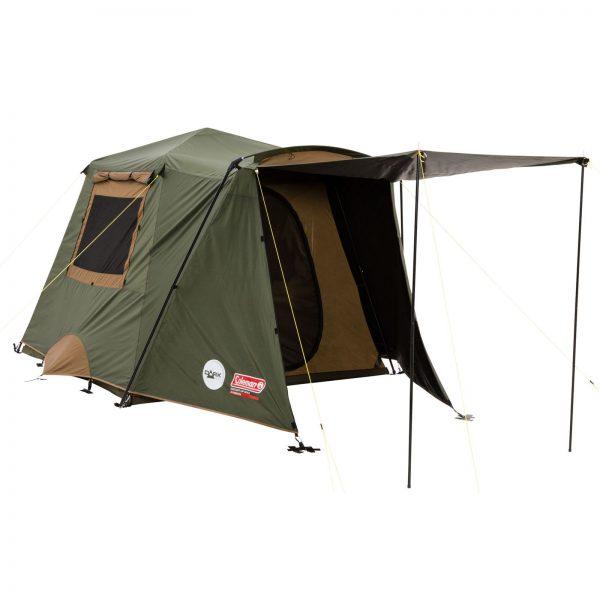 Coleman Northstar Instant Up 4 Gold Lighted Darkroom Tent