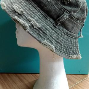 Worn Look Bush Hat
